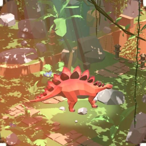 Dino Island -恐竜の箱庭放置系3D育成ゲーム-