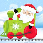 Christmas Train Snowman Games Hack Online Generator  img