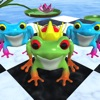 Frog Checkers 3D