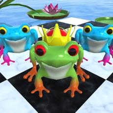 青蛙 跳棋的