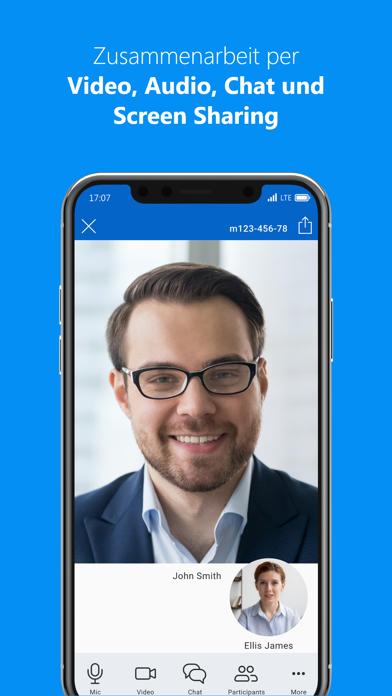 TeamViewer MeetingScreenshot von 2