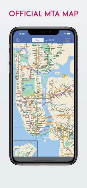 Free Map Of New York City.New York City Subway Map Free On The App Store