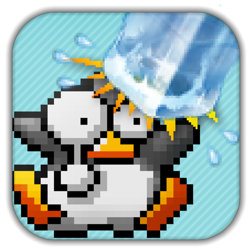 Ice Club Penguin Puzzle