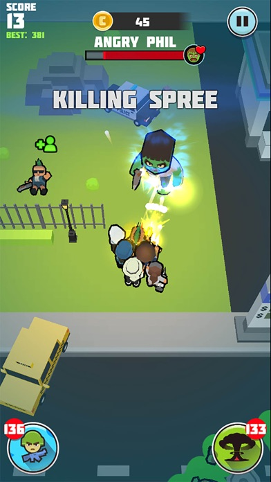 Zombie Haters screenshot 5