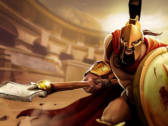 Игра Gladiator Герои: Война кланов