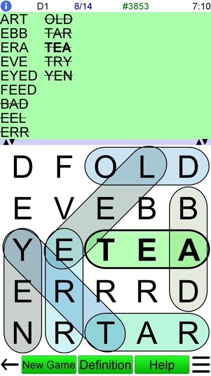 Word Search Ultimate screenshot-7