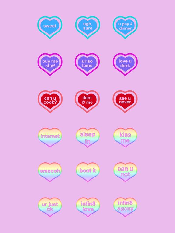 Tough Love Stickersのおすすめ画像3