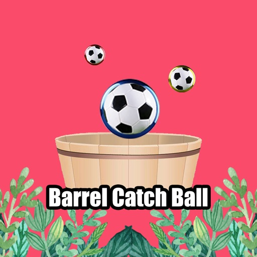 Barrel Catch Ball icon