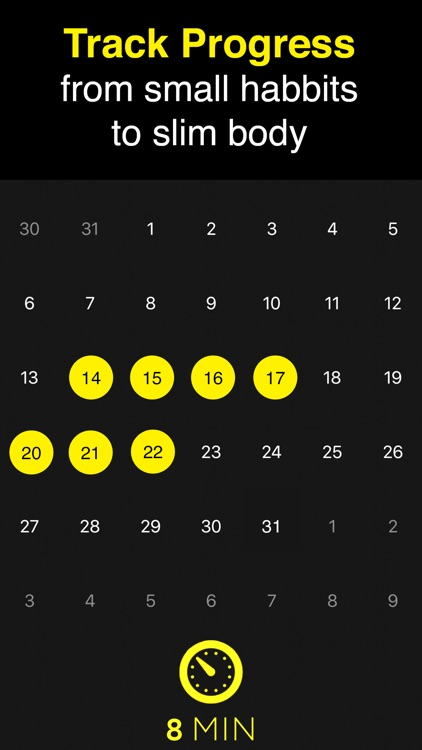 Lose Weight in 30 Days Fitness screenshot-3