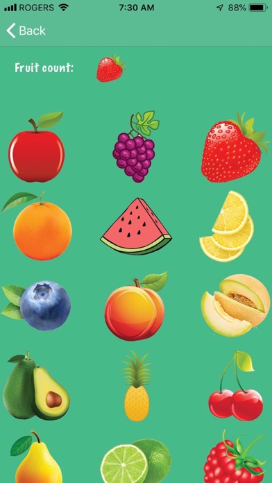 Screenshot for Healthy Habits for Kids in United States App Store