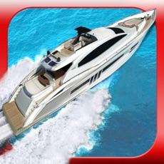 船停车和驾驶游戏免费 - Boat Parking Game