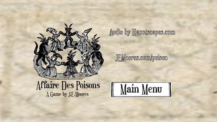 Affaire Des Poisons screenshot-9