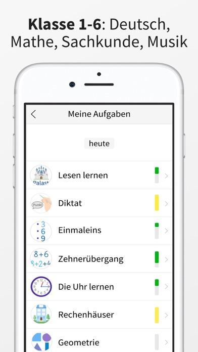 ANTON Grundschule Lernen app detail & reviews - beliebt