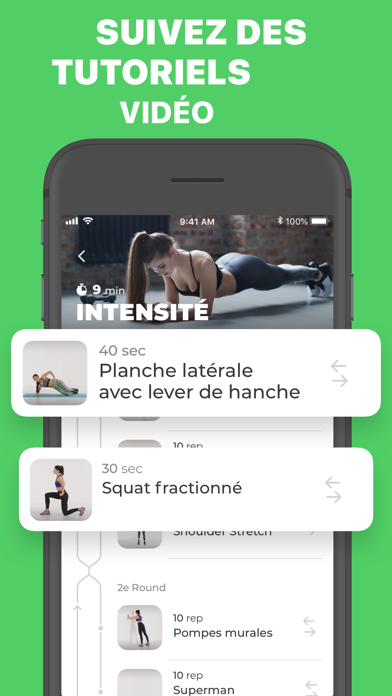 Télécharger Fitness Coach by FitCoach pour Pc