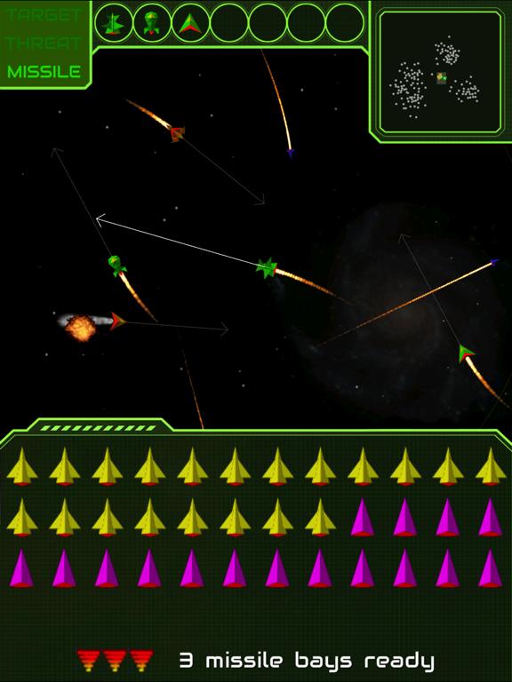 Critical Mass - war in space