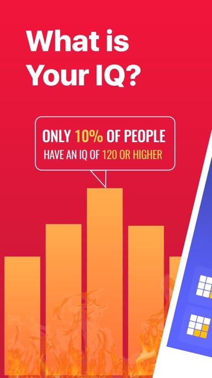 Superb IQ Test - Brain Test screenshot-5