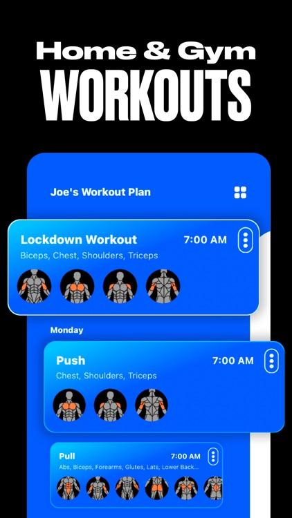 GymStreak: Workout Planner AI