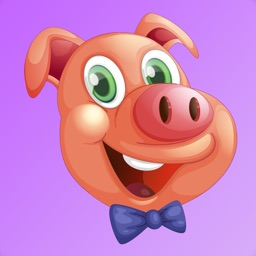 Piggy unchained: rescue game