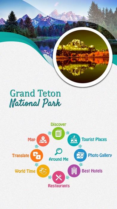 Grand Teton National Park screenshot 2