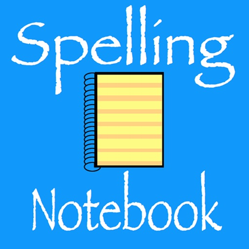 Spelling Notebook: Learn, Test