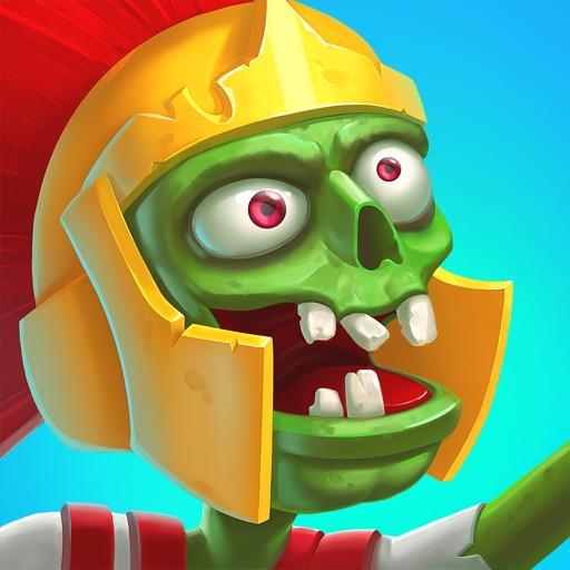 Zombie Fight: Битва Зомби pvp