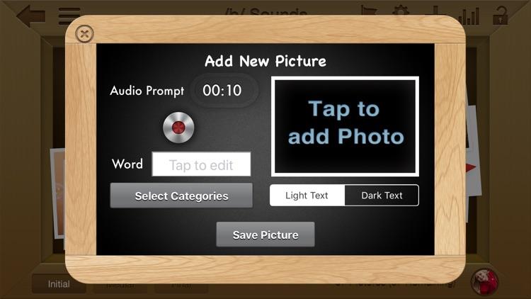 SpeechBox for Speech Therapy screenshot-4