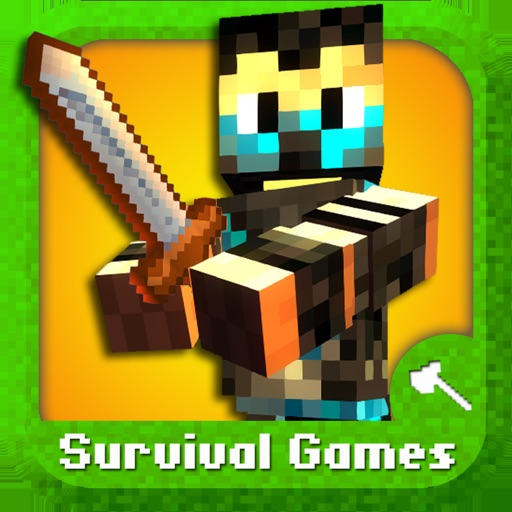 Survival Games: 3D Wild Island