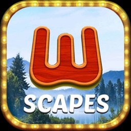 Wood Puzzle Scapes