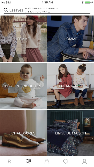 Télécharger La Redoute - Mode & Maison pour Pc