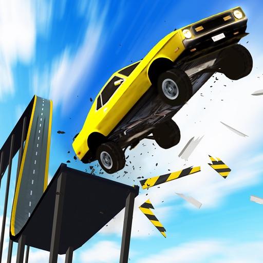 Ramp Car Jumping icon