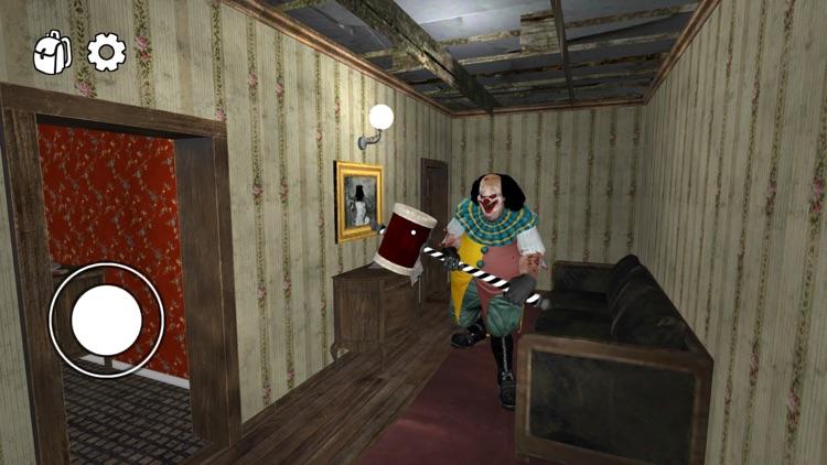 Horror Clown-Scary Escape Game screenshot-4