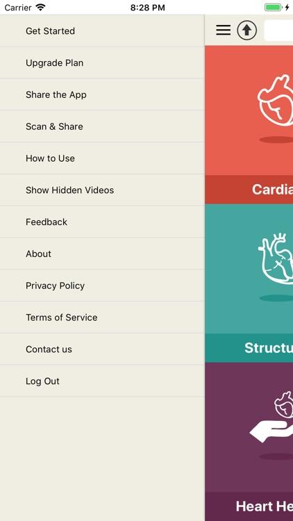 CardioVisual: Heart Health screenshot-8