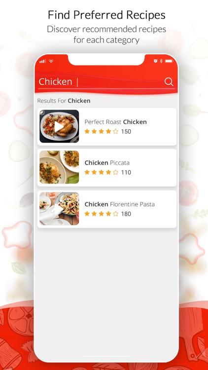 Chef's Recipe Drawer screenshot-3