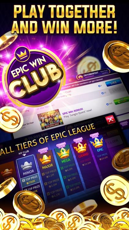 Club Vegas - NEW Slots Casino screenshot-5