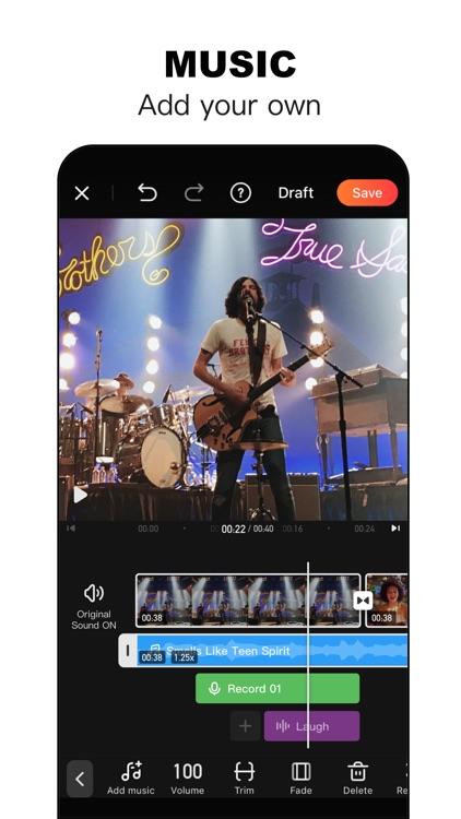 VivaVideo - Video Editor&Maker screenshot-5