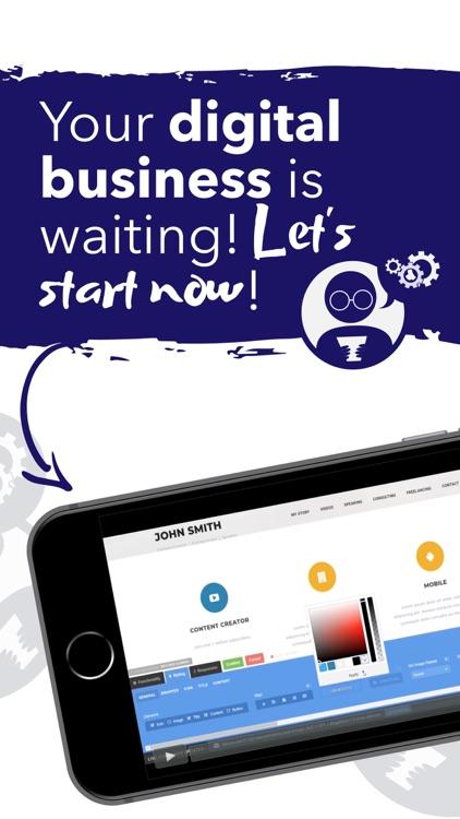 Website Builder Business Apps screenshot-7