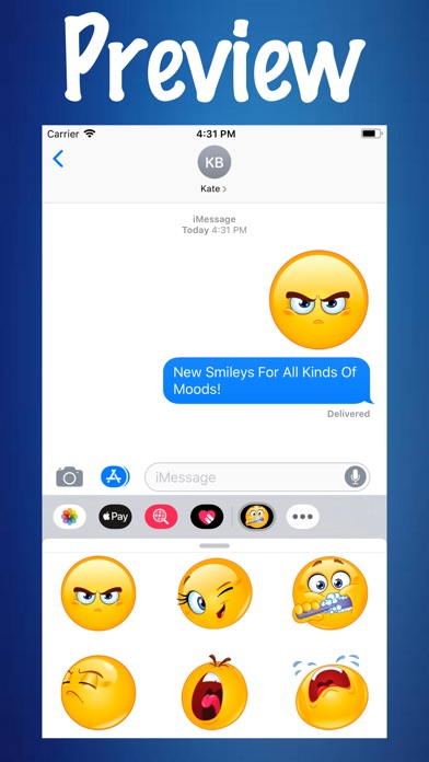 Screenshot for Smileys New in United States App Store