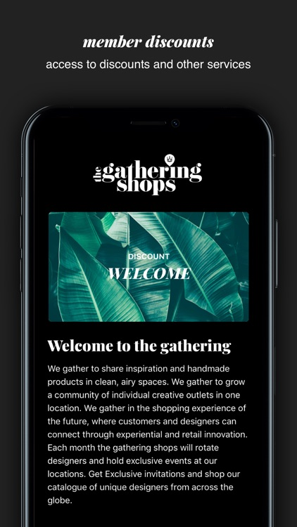 The Gathering Shops screenshot-3