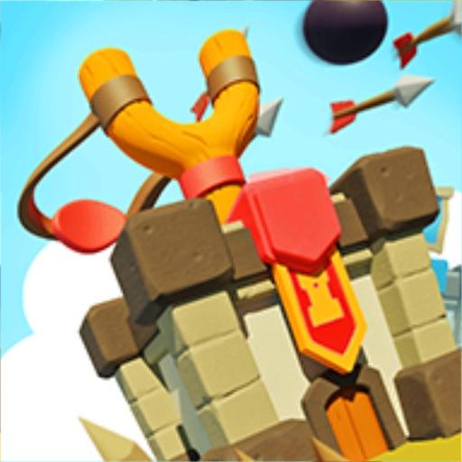 Wild Castle TD:エンパイアタワーディフェンスを構築