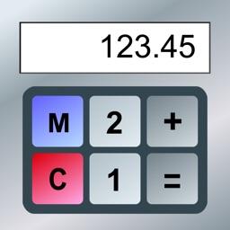 Basic Math Calculator for iPad