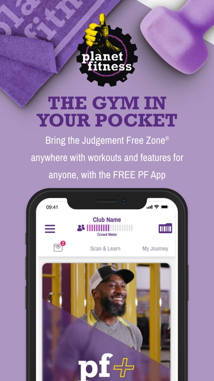 Planet Fitness Workouts