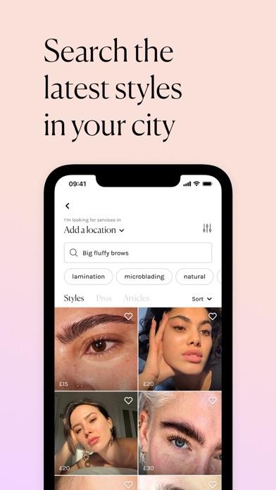 Beautystack screenshot three