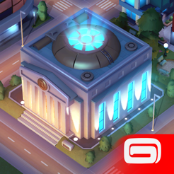 ‎City Mania: Town Building Game