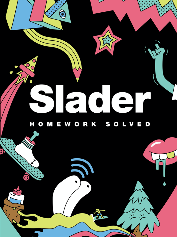 Slader - Homework Solutions & Answers screenshot