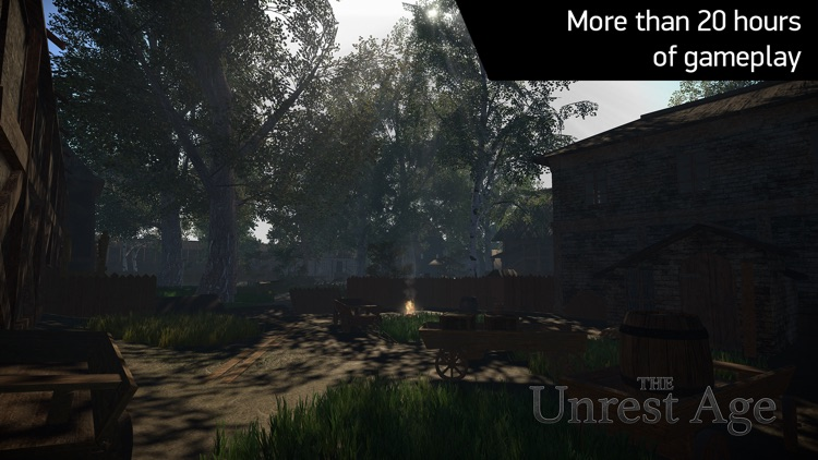 The Unrest Age screenshot-5