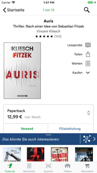 Herunterladen Thalia-Meine Bücher,meine App! für Pc