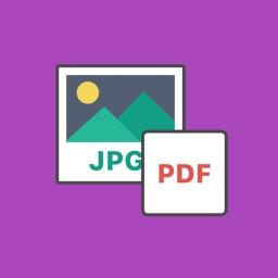 Convert JPEG to PDF