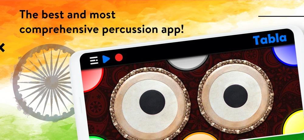 TABLA: Indian Percussion hack tool