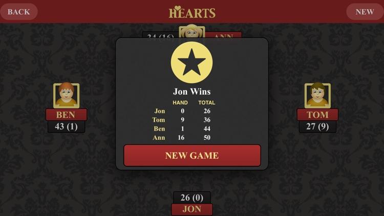 Hearts Premium screenshot-3