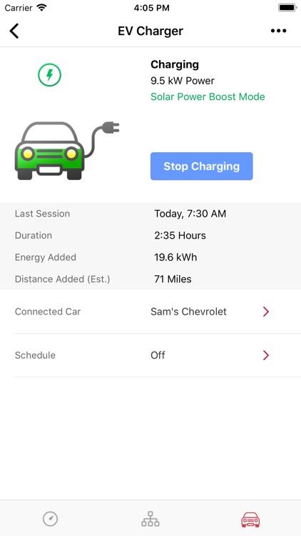SolarEdge Monitoring screenshot-5